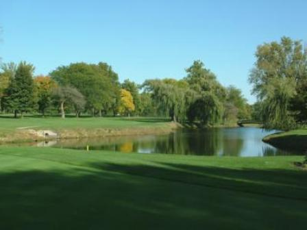 Kankakee Country Club,Kankakee, Illinois,  - Golf Course Photo
