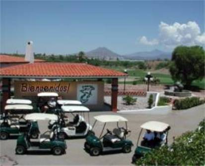 Palo Duro Creek Golf Course, CLOSED 2009,Nogales, Arizona,  - Golf Course Photo