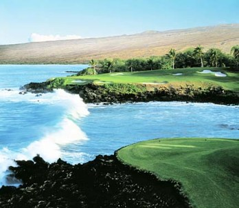 Mauna Kea Golf Course,Kawaihae, Hawaii,  - Golf Course Photo