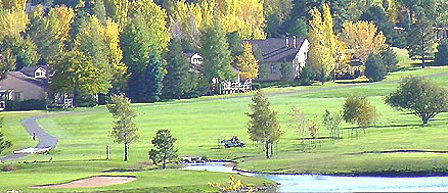 Continental Country Club Golf Course, Flagstaff, Arizona, 86004 - Golf Course Photo