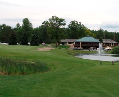 Canadian Lakes Country Club, Royal,Stanwood, Michigan,  - Golf Course Photo