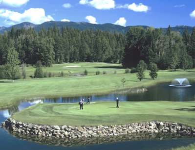 Meadow Lake Golf Resort,Columbia Falls, Montana,  - Golf Course Photo