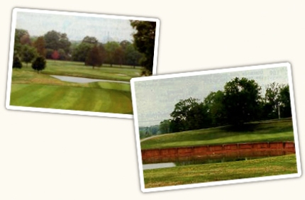 Community Golf Course, Dales Course, Dayton, Ohio, 45409 - Golf Course Photo