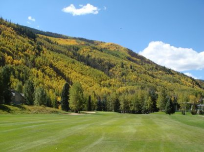 Vail Golf Club,Vail, Colorado,  - Golf Course Photo