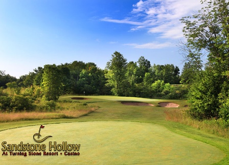 Turning Stone Casino Resort, Sandstone Hollow,Oneida, New York,  - Golf Course Photo