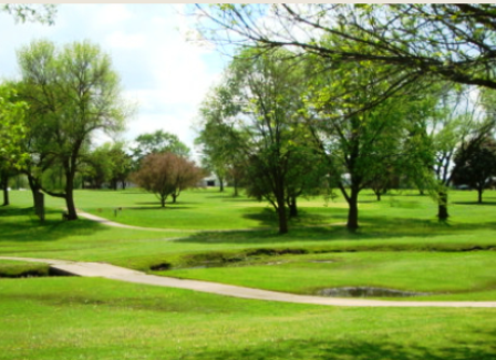 Meadowbrook Country Club,Sumner, Iowa,  - Golf Course Photo