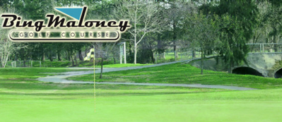 Bing Maloney Golf Course, Executive