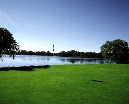 Ft. Cobb Golf Course,Fort Cobb, Oklahoma,  - Golf Course Photo