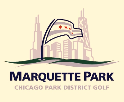 Marquette Park Golf Course, Chicago, Illinois, 60629 - Golf Course Photo