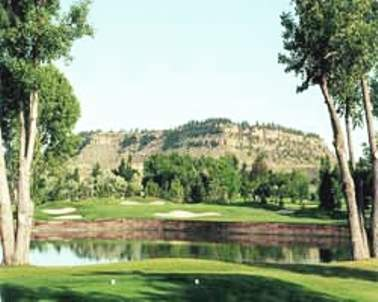 Yellowstone Country Club,Billings, Montana,  - Golf Course Photo