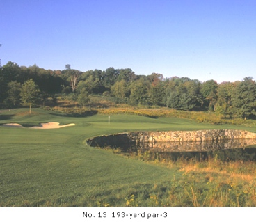 Golf Course Photo, Anglebrook Golf Club, Lincolndale, 10540