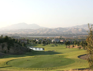 Golf Course Photo, Ruby Hill Golf Club, Pleasanton, 94566