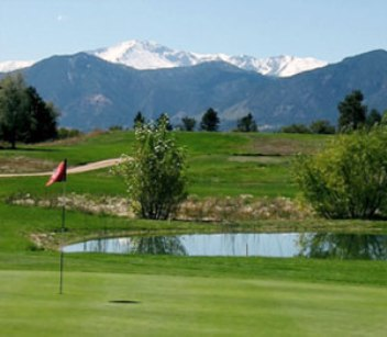 Gleneagle Golf Club, CLOSED 2013,Colorado Springs, Colorado,  - Golf Course Photo