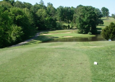 Golf Course Photo, Ringgold Golf Club -Red-White, Ringgold, 24586