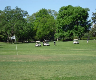 Overton Park Golf Course, Memphis, Tennessee, 38104 - Golf Course Photo