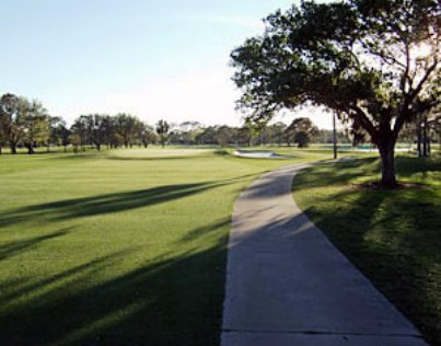 Riviera Country Club,Ormond Beach, Florida,  - Golf Course Photo