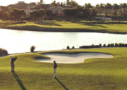 Marriotts Marco Island Resort & Golf Club, Marco Island, Florida, 34145 - Golf Course Photo
