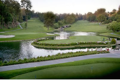 Golf Course Photo, Friendly Hills Country Club, Whittier, 90605