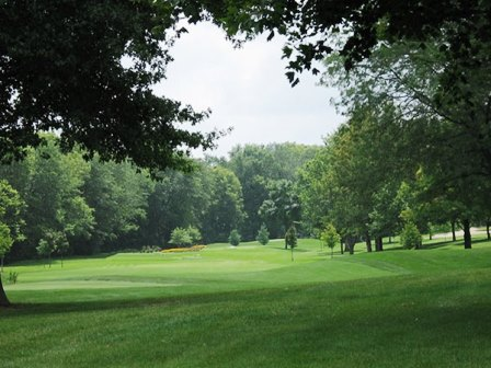 Golf Course Photo, Crestwicke Country Club, Bloomington, 61704