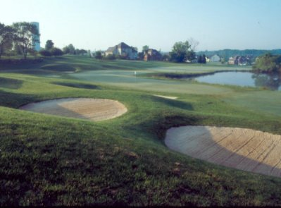 Persimmon Ridge Golf Club,Louisville, Kentucky,  - Golf Course Photo