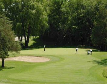 Golf Course Photo, Old Highlander Golf Club, Oconomowoc, 53066