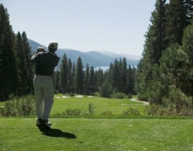 Incline Village, The Mountain Course, Incline Village, Nevada, 89451 - Golf Course Photo