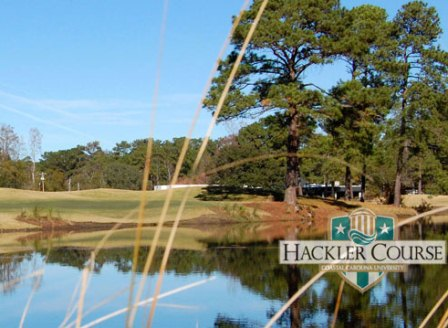 Golf Course Photo, General James Hackler Golf Course at Coastal Carolina University, Conway, 29526