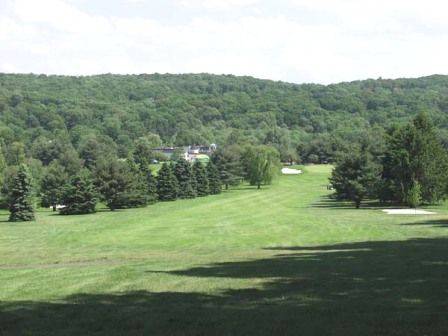 Twin Brooks Country Club,Watchung, New Jersey,  - Golf Course Photo