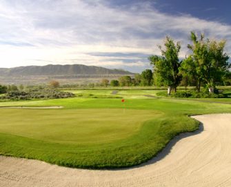 Riverbend Golf Course,Riverton, Utah,  - Golf Course Photo