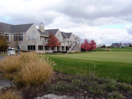 Eagle Brook Country Club,Geneva, Illinois,  - Golf Course Photo
