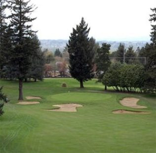 Glendoveer Golf Course - East,Portland, Oregon,  - Golf Course Photo