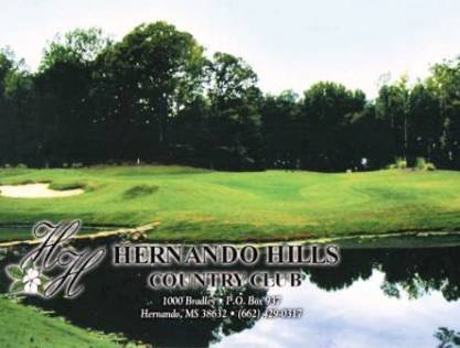 Hernando Hills Country Club, Hernando, Mississippi, 38632 - Golf Course Photo