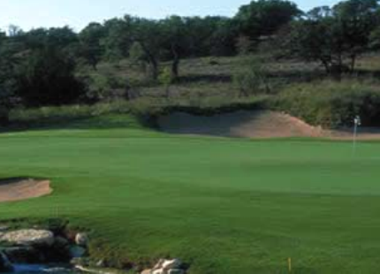 Club At Comanche Trace Ranch, The,Kerrville, Texas,  - Golf Course Photo
