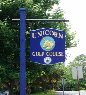 Golf Course Photo, Unicorn Golf Course, Stoneham, 02180