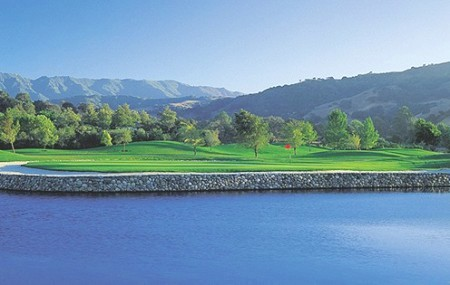 River Course At Alisal,Solvang, California,  - Golf Course Photo