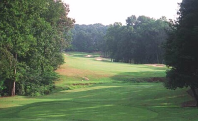 Greenville Country Club -Chanticleer,Greenville, South Carolina,  - Golf Course Photo