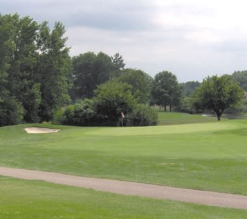 Juday Creek Golf Club,Granger, Indiana,  - Golf Course Photo