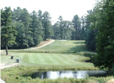 Sanford Country Club,Sanford, Maine,  - Golf Course Photo