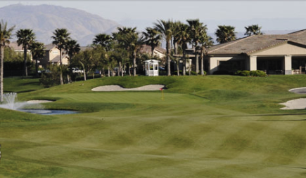 Sierra Lakes Golf Course,Fontana, California,  - Golf Course Photo