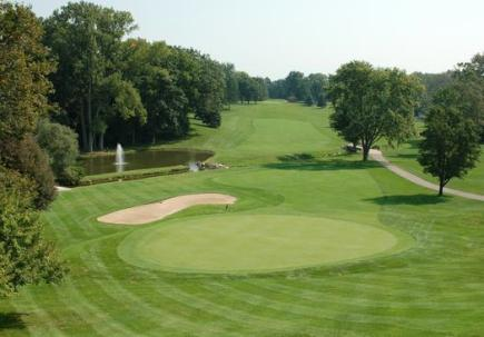Golf Course Photo, Troy Country Club, Troy, 45373