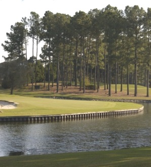 Golf Course Photo, Reedy Creek Golf Course, Four Oaks, 27524