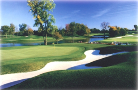Fox Hills Country Club, Strategic Fox,Plymouth, Michigan,  - Golf Course Photo