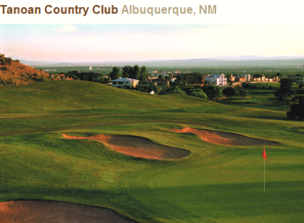 Tanoan Country Club, Albuquerque, New Mexico, 87111 - Golf Course Photo