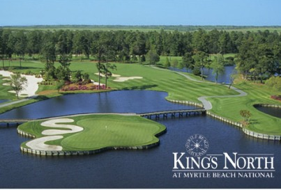 Myrtle Beach National Golf Club, Kings North,Myrtle Beach, South Carolina,  - Golf Course Photo