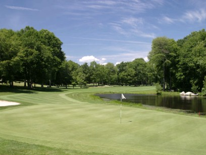 Black Hall Club,Old Lyme, Connecticut,  - Golf Course Photo