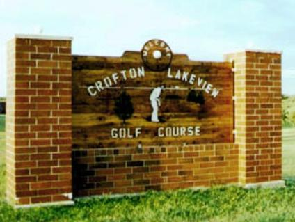 Crofton Lakeview Golf Course,Crofton, Nebraska,  - Golf Course Photo