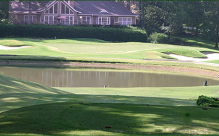 Golf Course Photo, Doublegate Country Club, Albany, 31707