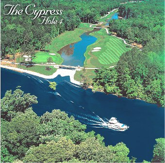 Arrowhead Country Club -Cypress-Waterway,Myrtle Beach, South Carolina,  - Golf Course Photo