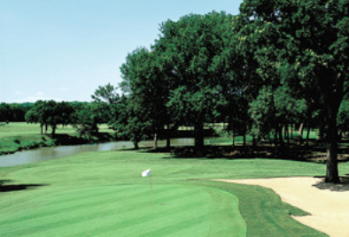 Golf Course Photo, Diamond Oaks Country Club, Fort Worth, 76117