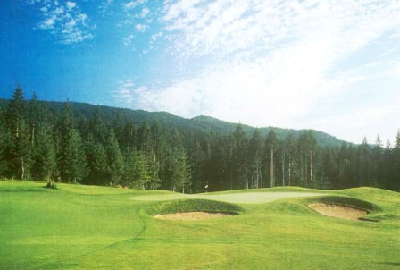 Gold Mountain Golf Course -The Cascade,Bremerton, Washington,  - Golf Course Photo